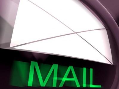 Образец электронного письма