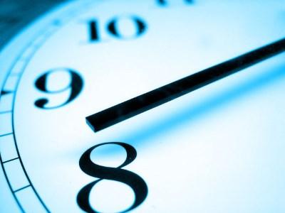 Синхронизируем время