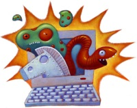 Как найти вирус